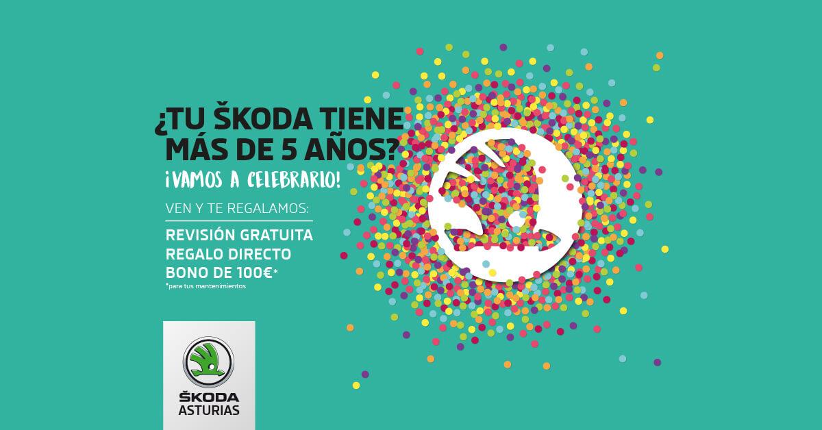Fidelidad SKODA Asturias
